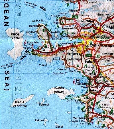 Landkaart Turkije Met Overzichtskaarten Turkije Landkaart